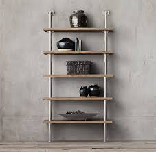 Wooden Shelf Gallery Rails by Shelving U0026 Ledges Rh