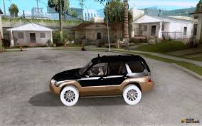 2005 subaru forester subaru forester cross sport 2005 for gta san andreas