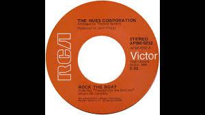 hues corporation u2013 u201crock the boat u201d rca 1974 youtube
