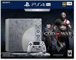 amazon pro amazon pre order god of war ps4 pro limited edition bundle