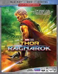 Thor Ragnarok Thor Ragnarok Includes Digital Copy Dvd