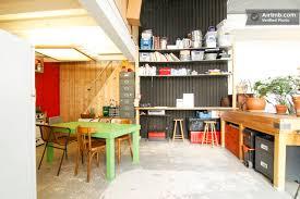 cuisine atelier d artiste cuisine vintage dans un atelier d artiste à journal du loft