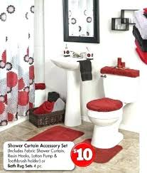 Bathroom Rugs And Accessories New Bathroom Sets With Shower Curtain And Rugs And Accessories For