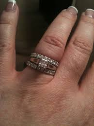 upgrading wedding ring show me your upgrades before and after pics or before and want