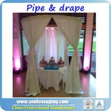 Pipe Drape Wholesale China 2016 High Quantity Pipe U0026 Drape For Sale Used Pipe And Drape