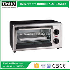 Pizza Oven Toaster 10l Mini Oven Toaster Pizza Oven Wholesale Round Oven For Cakes