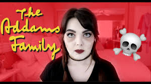 The Addams Family Halloween Costumes by Wednesday Addams Tutorial The Addams Family Musical Chit Chat