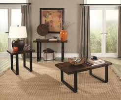 703428 coffee table by coaster in brown u0026 w options