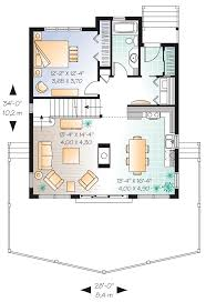 a frame cottage floor plans house plan 65446 at familyhomeplans com