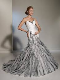 different wedding dress colors stylish unique wedding dresses with color stunning decoration