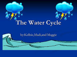 the water cycle by miss deluca ppt download