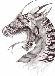 dragon drawings chinese dragon sketch by dragonspark traditional