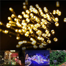 where to buy fairy lights aliexpress com buy 50 100 200 led solar powered fairy string