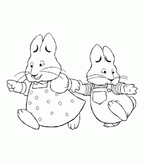 max and ruby thanksgiving max and ruby thanksgiving coloring