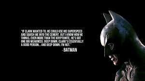 dc batman u0027s bad person science fiction