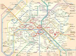 Aris Metro Map by