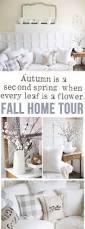 neutral fall home decor white fall home decor inspiration with a