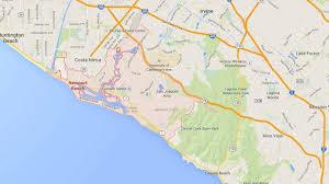 Lightning Maps Lightning Strikes Trigger Voluntary Evacuations In Newport Beach