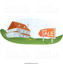 house for sale clipart 39