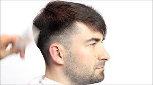 back and sides haircut mens short back sides haircut full tutorial youtube