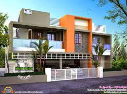roof beautiful modern flat roof small modern house plans flat