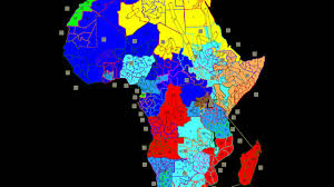 Scramble For Africa Map by Warlight Game Scramble For Africa Diplomacy Game Youtube