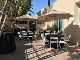 Outdoor Tablecloths For Umbrella Tables by Photo Gallery U2013 A U0026h Rents Inc