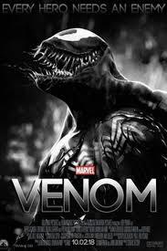 venom u0027 movie production logo revealed