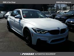 luxury bmw m3 2018 new bmw m3 sedan 4dr sdn at bmw of san diego serving san