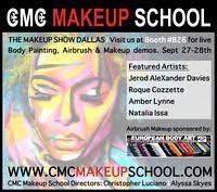 makeup artist school dallas lynne makeup artist painting