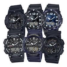 Jam Tangan Casio New casio sporty jam tangan casio original modern aeq 100w