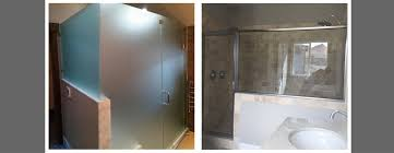 glass shower doors cleaning types of glass shower doors new concepts glass design