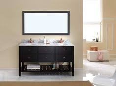 Free Standing Bathroom Vanities by Genoa 1500 Bathroom Vanity Traditional Solid Wood Free Standing