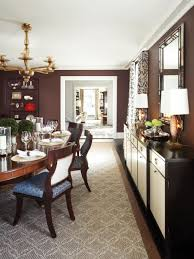 Rugs For Dining Room by Area Rug Tips Hgtv