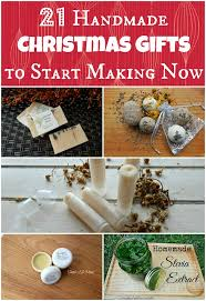 Craft Ideas For Christmas Presents - 21 handmade christmas gifts to start making now simple life mom