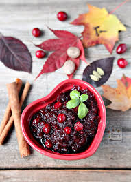 cranberry dishes for thanksgiving spiced cranberry sauce manila spoon