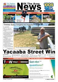 bay news of the area 23 february 2017 by news of the area issuu