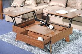 Coffee Table Hinges Functional Coffee Table Lift Up Coffee Table Mechanism Folded