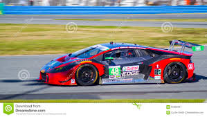 lamborghini race cars lamborghini gtd race car at daytona speedway florida editorial