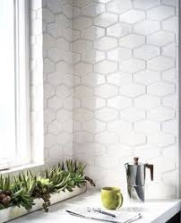 Not Your Grandmas Kitchen Kitchens Black And Interiors - Hexagon tile backsplash