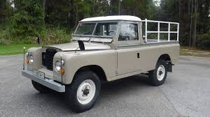land rover series 3 engine 1978 land rover 109 series iii pickup j123 kissimmee 2016