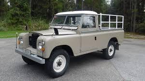 land rover diesel engine 1978 land rover 109 series iii pickup j123 kissimmee 2016