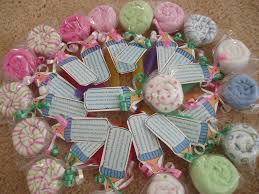 interesting baby shower favor ideas to make by yourself
