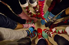 christmas sock exchange love every detail