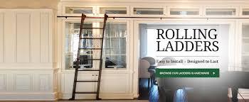 rolling ladder kits u0026 hardware rolling interior barn doors