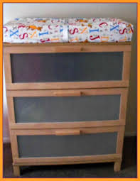 Baby Changing Table Dresser Ikea by 4 Sided Chanding Pad U2013 Life Army Wife Style