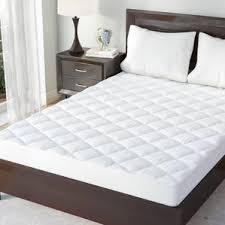 queen mattress pads u0026 toppers you u0027ll love wayfair