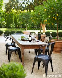 Patio And Outdoor Room Design Ideas And Photos - Black outdoor furniture