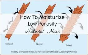 how to take care of the hair cuticle how to moisturize low porosity hair natural hair rules