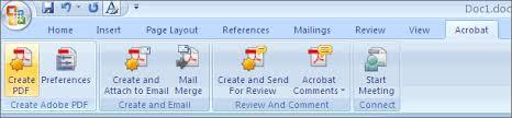 convert pdf to word with acrobat pdf conversion